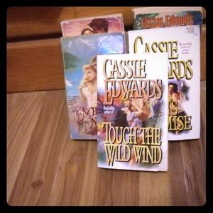Cassie Edwards Romance Novels